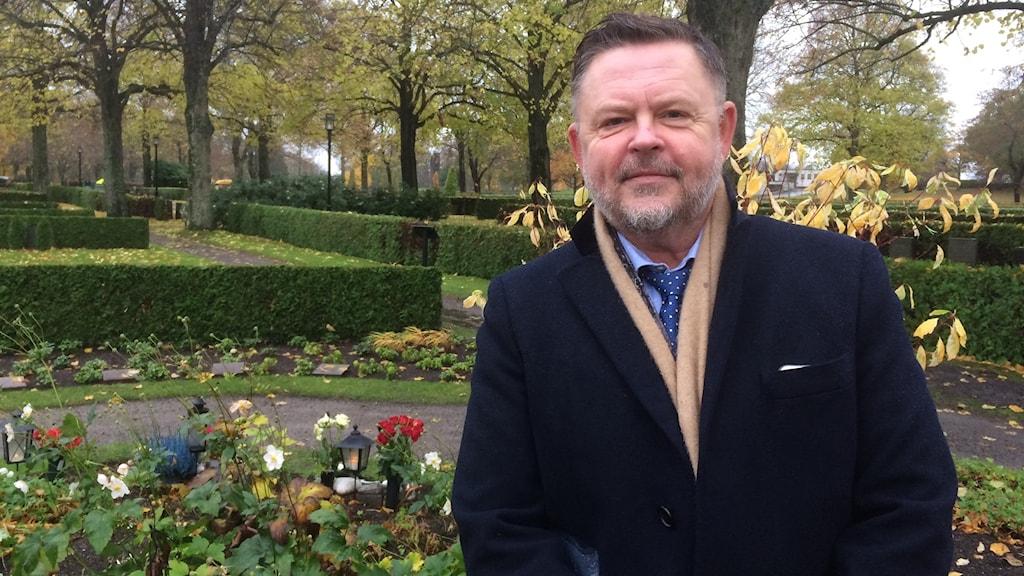 Peter Trygg regionchef för Fonus