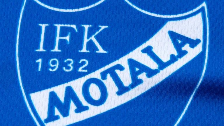 IFK Motalas klubbmärke.