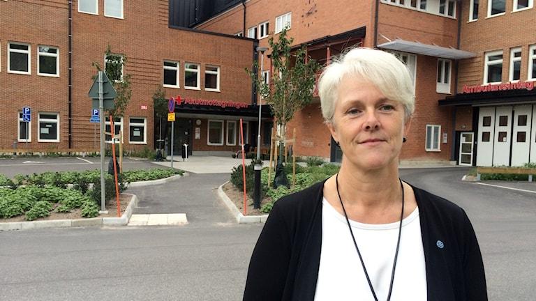 Zilla Jonsson, HR-direktör, Region Östergötland