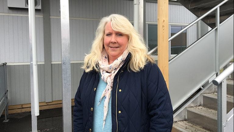 Susanne Rask, rektor Enebypark.