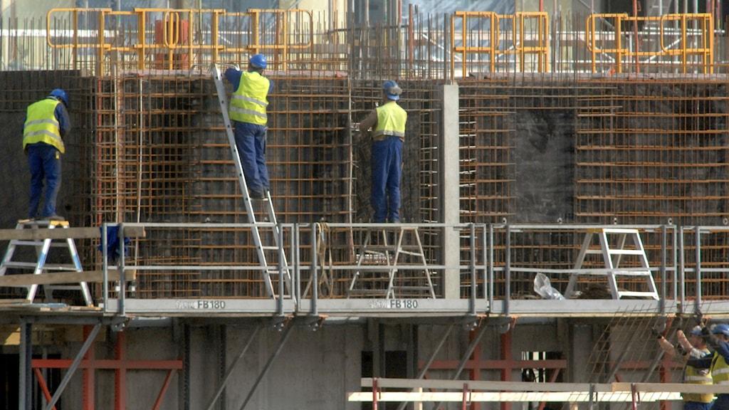 Dagens byggnation är trist och ful tycker Arkitektupproret. Arkivbild: