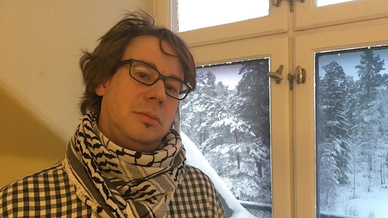 Håkan Lindahl, kriminalvårdare på Kolmårdsanstalten.
