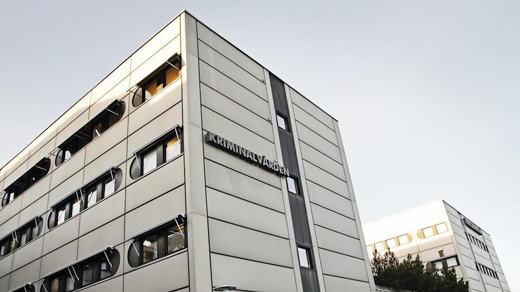 2013_197 Kriminalvårdens huvudkontor i Norrköping.
