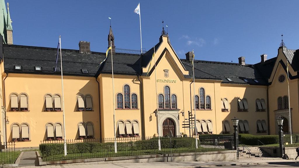 Stadshuset Linköping.