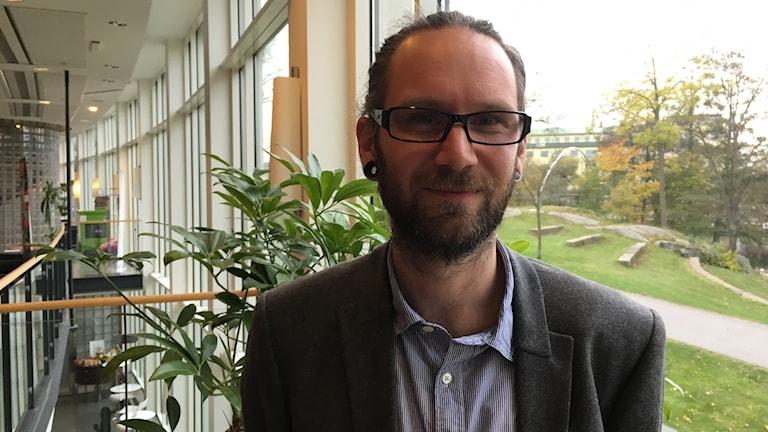 Fredrik Fernqvist, forskare SLU Alnarp