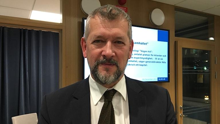 Nils Öberg, regeringens särskilde utredare