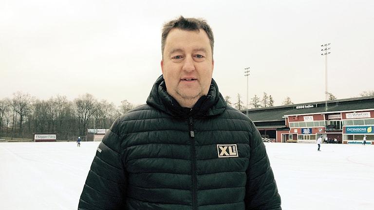 Per Bäckne är kandidat nummer 3.