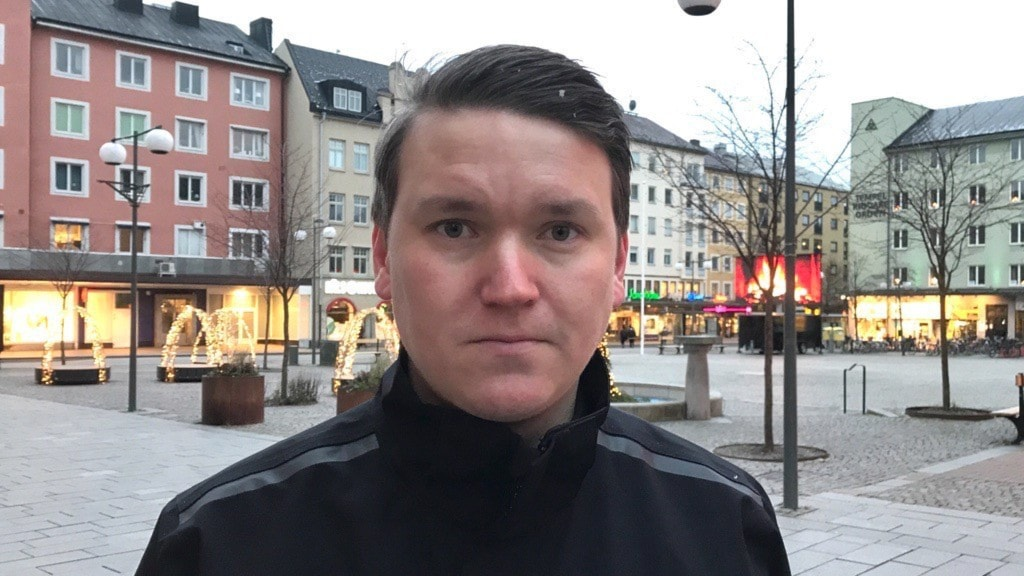 David Nilsson, vd på Linköpings Innersta