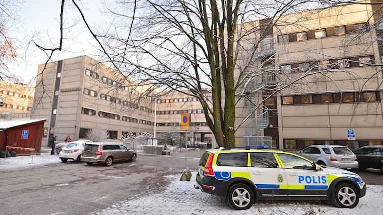 Migrationsverket Norrköping Polis
