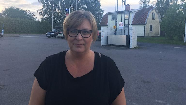 Ann-Marie Gunerus i Mantorp.
