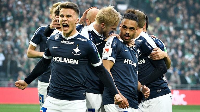 Jublande IFK-spelare