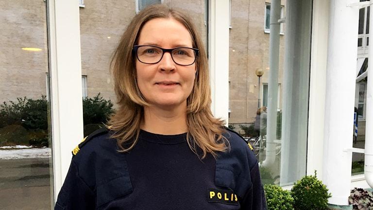 Sofia Hedberg, polis