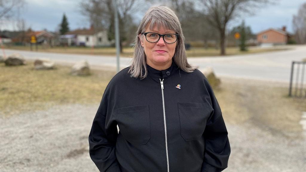 Ulrika Jeansson, Socialdemokrat och kommunstyrelsens ordförande i Finspångs kommun.