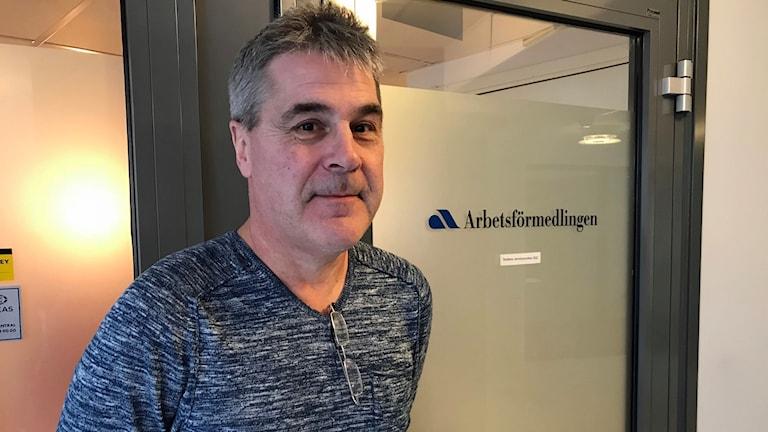 Håkan Lindell, arbetsmarknadsanalytiker på Arbetsförmedlingen.