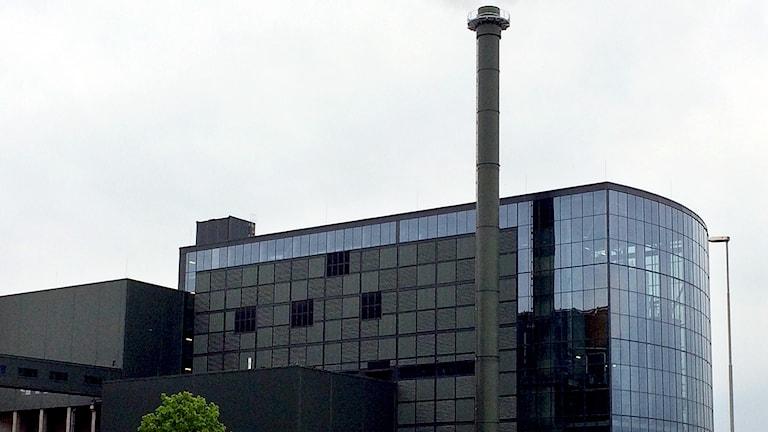 Gärstadverken i Linköping.