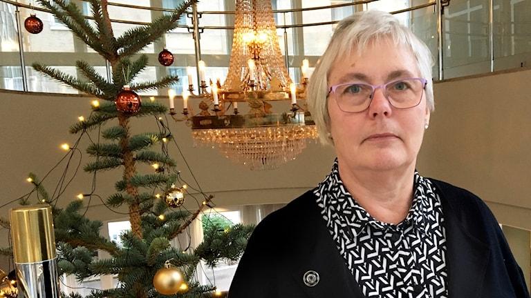 Lotta Hjalmarsson Österholm.