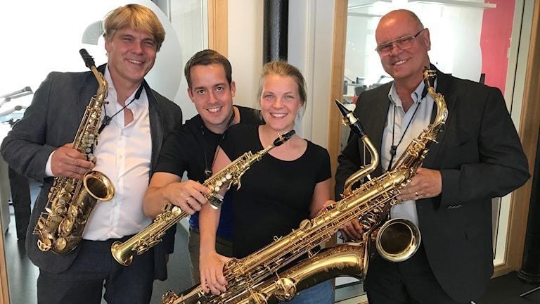 Stockholms Saxofonkvartett