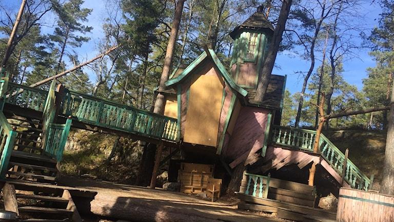 Wild kidshuset Paradiset