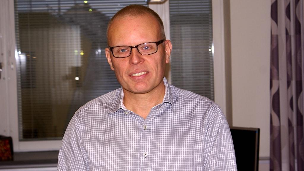 Magnus Johansson vård och -omsorgsdirektör i Norrköping