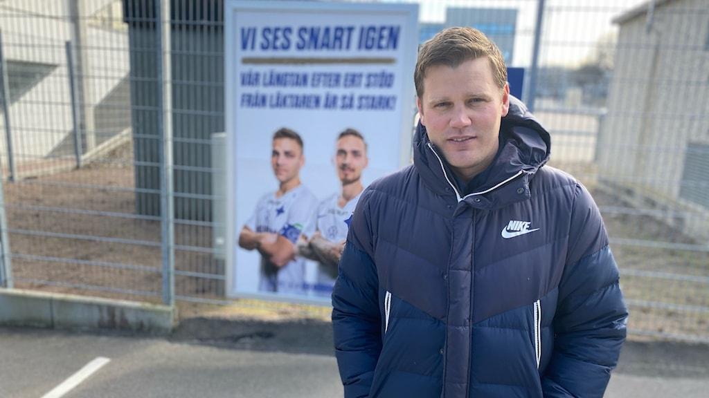 Patrik Jönsson, sportchef, IFK Norrköping