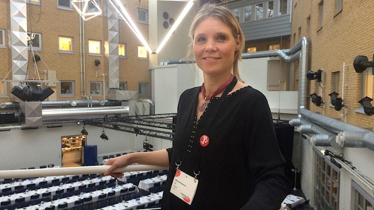 Maria Börjesson, VTI.