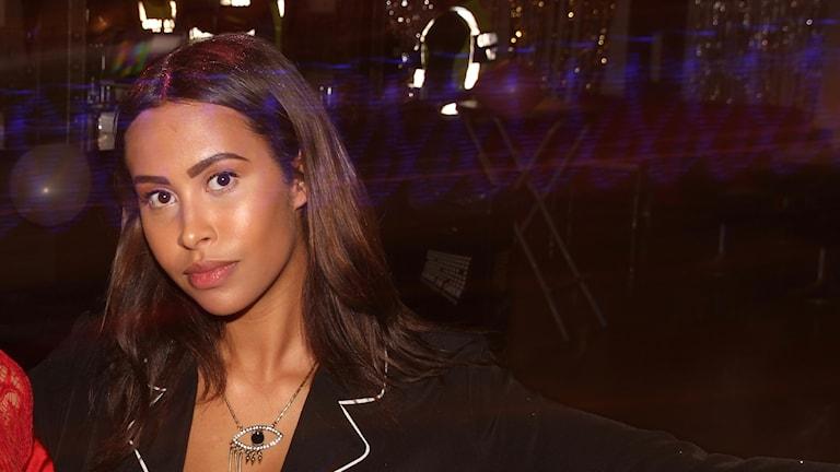 Amina Myrén från Norrköping ska vara med i SVT:s program Första dejten.