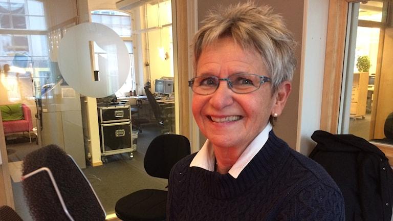 Birgitta Gredrup Bergman