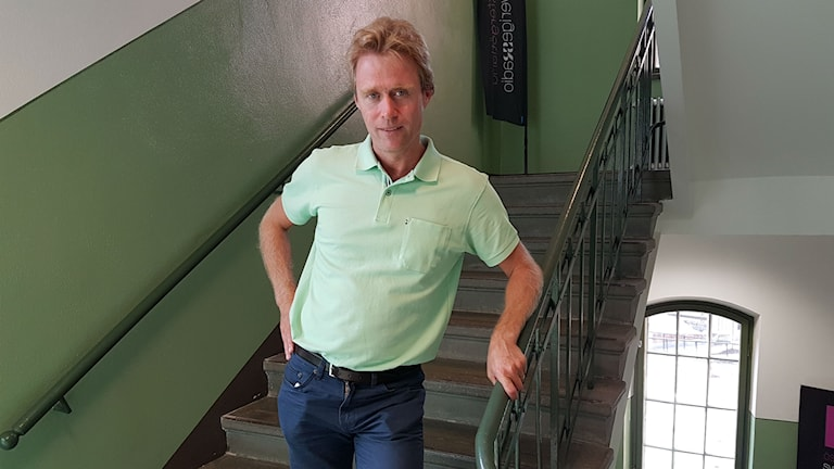 Statsvetare Johan Wänström, LiU