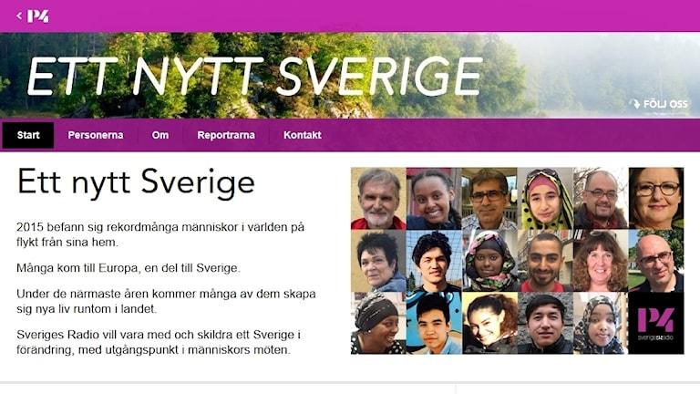 Ett nytt Sverige