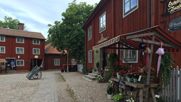 Kryddbotorget, Gamla Linköping