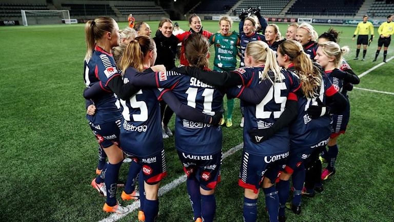 Linköpings FC. Arkivbild: Stefan Jerrevång/TT