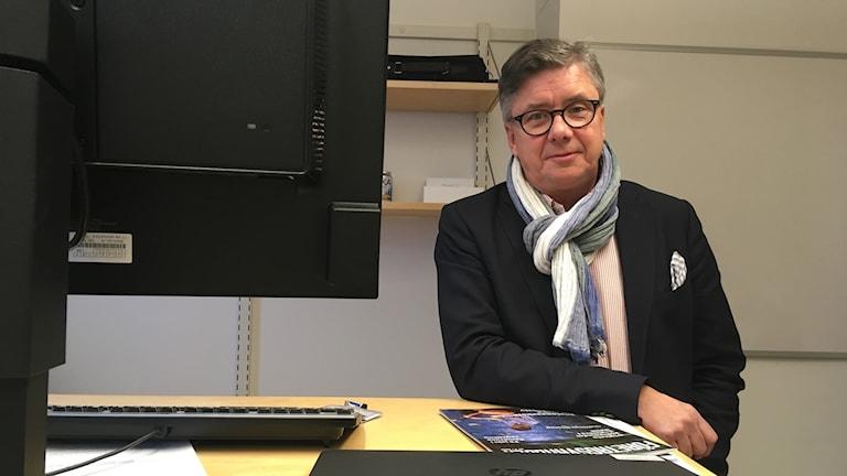 Närsjukvårdsdirektör Rolf Östlund.