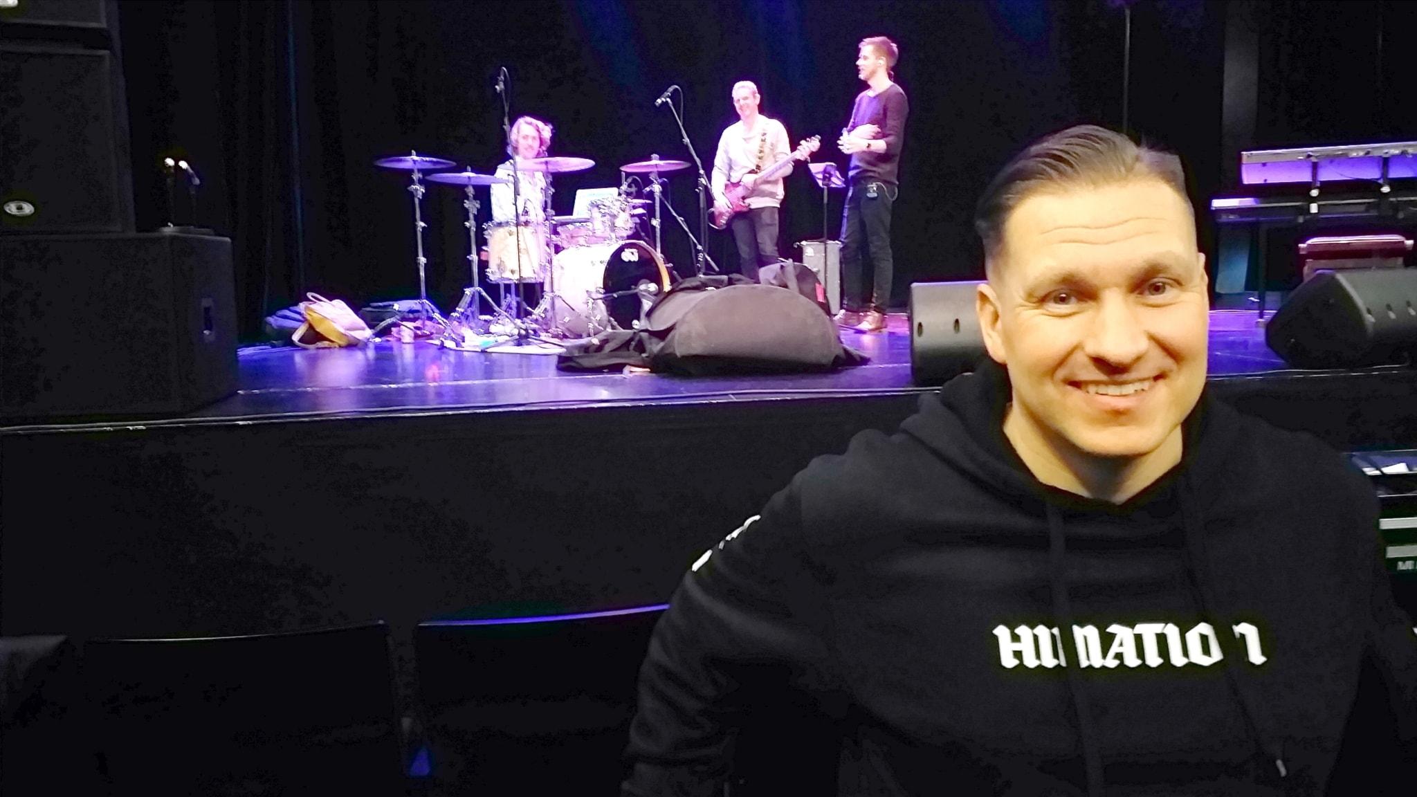 Samuel Ljungblahd låtskrivare och soulsångare
