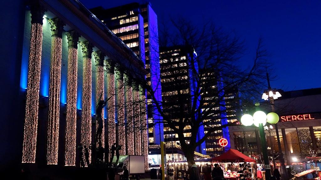 Hötorget  Stockholm