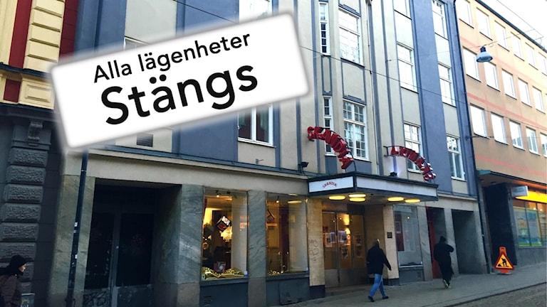 Skandiateatern i Norrköping.