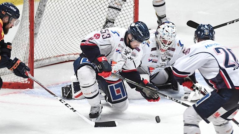 Eddie Larsson och Jonas Gustavsson