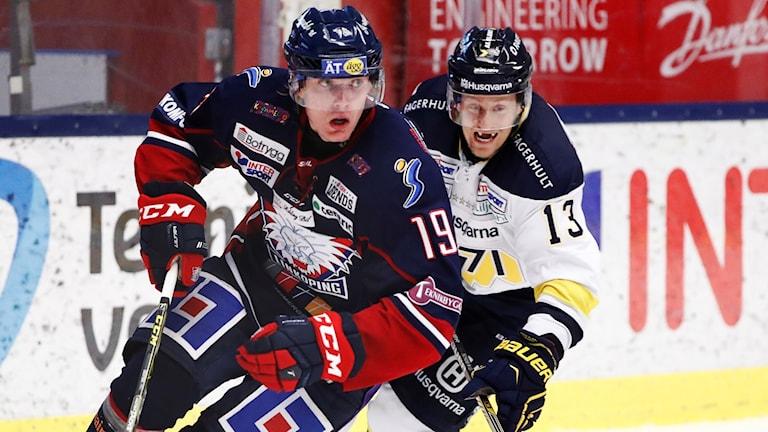Petter Hansson och Ocar Sundh