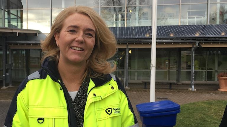 Charlotta Sund ny vd på Tekniska verken