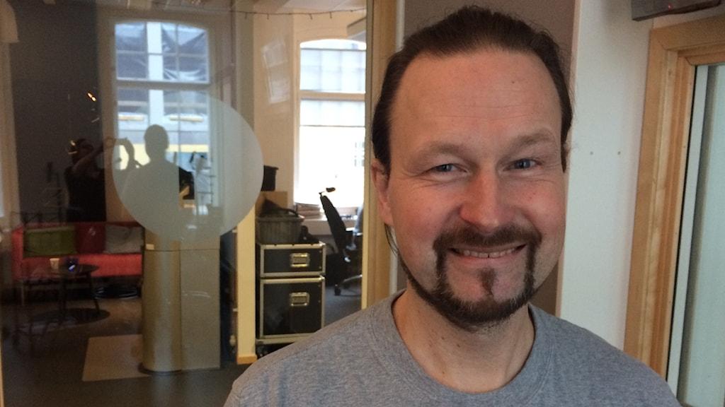Fredrik Nyström, professor och överläkare på Linköpings universitetssjukhus.
