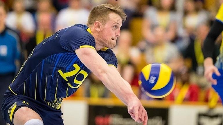 Johan Eriksson, LVC