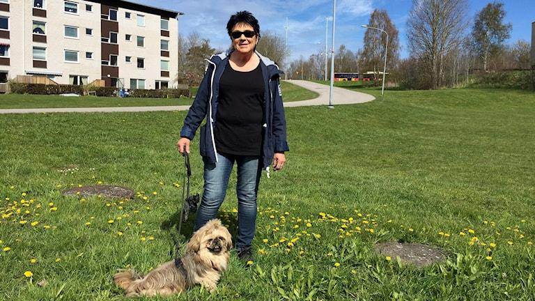 En del av Sverige. Helene Claesson.