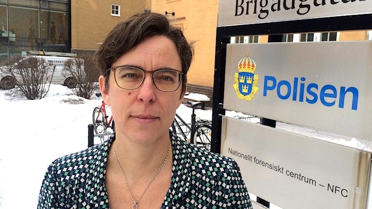 Kammaråklagare Helene GestrinHelen Gestrin.