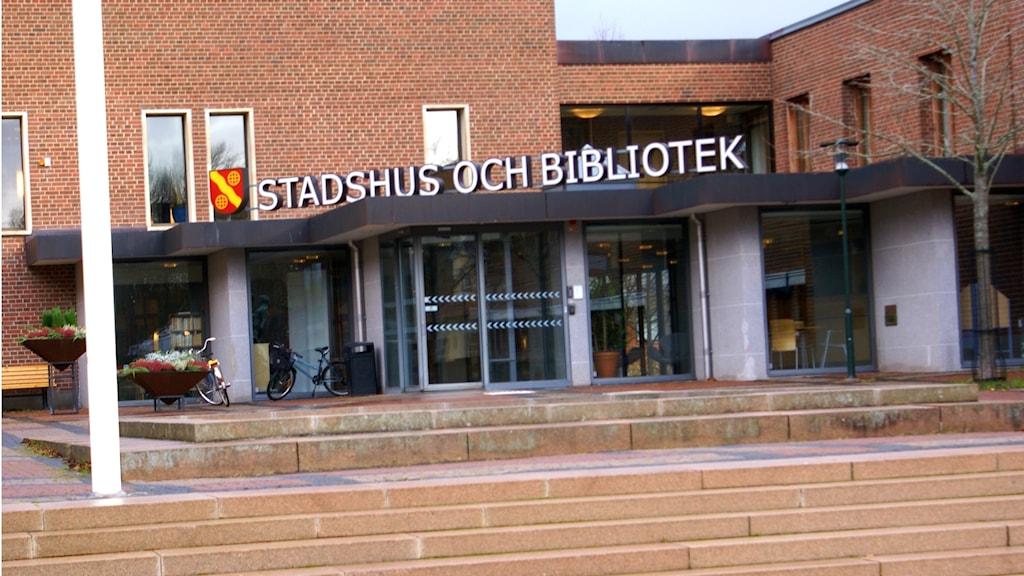 Stadshuset Mjölby kommun