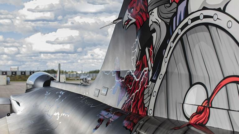 Saabs Gripen Aggressor