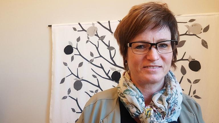 Eva-Britt Sjöberg, kristdemokratiskt kommunalråd och ordförande i vård- och omsorgsnämnden i Norrköping.