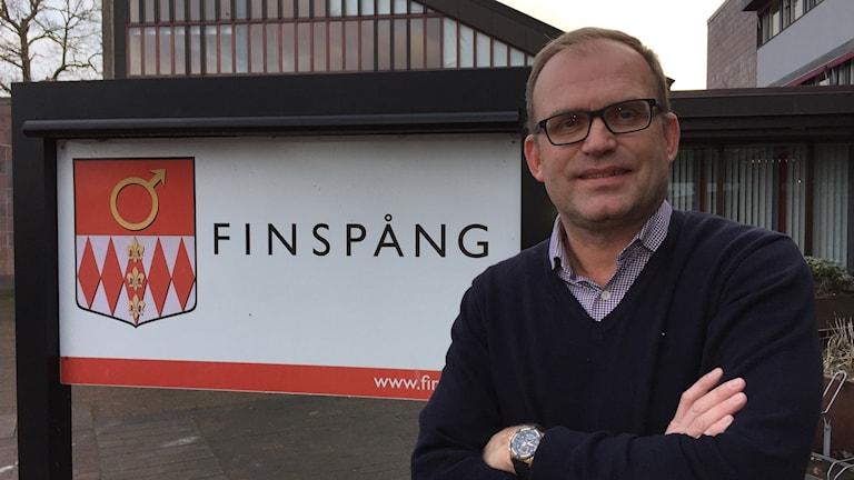 Fredrik Björkman fastighetsstrateg Finspångs kommun