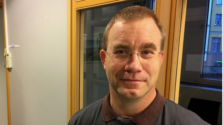 Patrik Persson, säkerhetssamordnare Norrköpings kommun