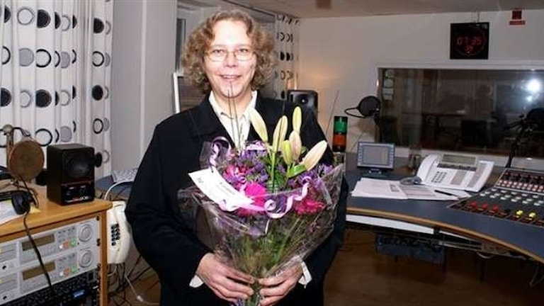 Titti Andersson har Sveriges skönaste dialekt.