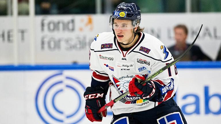 Linköping HC:s Jakob Lilja.