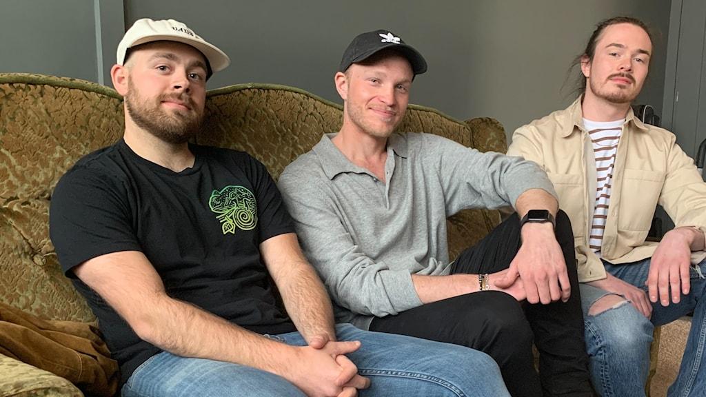 Soloartisten Ruus och producentduon Blend är finalist 5 i P4 Nästa Östergötland med låten And I.